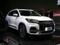 2018北京车展:奇瑞中型SUV瑞虎8上市