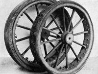汽车轮胎的前世今生 先有轮还是先有车