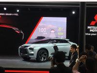 北京车展:三菱e-EVOLUTION概念车亮相