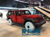 2018北京车展探馆:全新一代Jeep牧马人