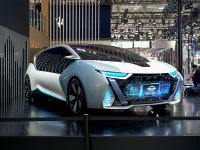 2018北京车展  长江EV C级概念车静评