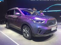 2018北京车展:欧尚汽车COS1°正式亮相