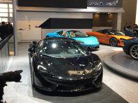北京车展:迈凯伦570GT MSO卡宾特别版