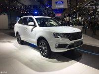 2018北京车展:圣达菲7 1.5T车型发布