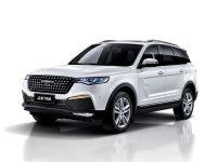 众泰发布T800车型官图 将北京车展亮相