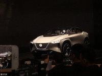 2018北京车展:日产IMx KURO概念车发布