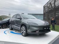小鹏汽车G3国内发布 预售价20-28万元