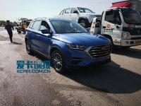 2018北京车展探馆 SWM斯威G01抢先实拍