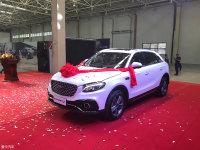 全新君马MEET 3音乐轿跑SUV 正式下线