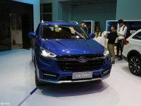 2018北京车展 天津一汽骏派D80正式亮相