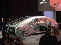 北京车展 雷诺全新EZ-GO概念车亚洲首秀