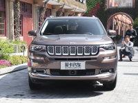 Jeep大指挥官正式上市 售价27.98万元起