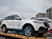 2018北京车展探馆:众泰T800抢先实拍