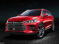 全新比亚迪唐北京车展预售 二季度上市
