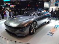 北京车展:现代Le Fil Rouge概念车亮相