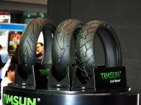 专注高端摩托 腾森发布三款高性能轮胎