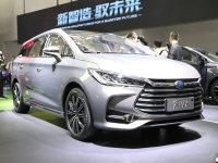 2018北京车展  比亚迪宋MAX静态评测