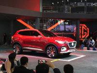 2018北京车展 名爵全新SUV概念车亮相