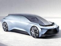 未来设计 蔚来EVE概念车将亮相北京车展