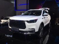 2018北京车展 猎豹全新SUV Mattu发布