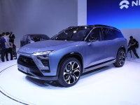 2018北京车展 蔚来ES8 6座版正式亮相