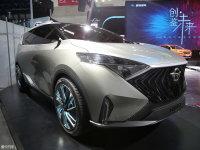 北京车展 海马二代福美来F7概念车亮相