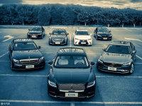 7款C级豪华轿车对比 车载系统成新战场