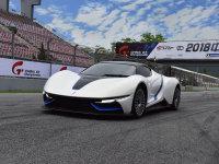 GT跑车也电动 爱卡抢先体验 ARCFOX-7
