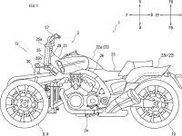 全面倒三轮化 YAMAHA VMAX新专利图曝光
