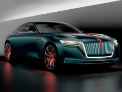 爭奇斗艷 盤點北京車展上的國產概念車