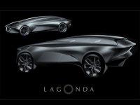 拉共达SUV车型设计图 计划2021年发布