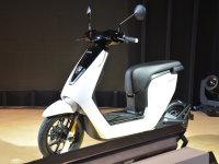 本田首款电动车E-Mobility Concept亮相