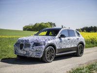 奔驰EQ品牌全新SUV消息 将2019年发布