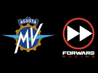 MV Agusta与Forward Racing 加入Moto2