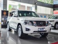 日产途乐5.6L车型售价下调 降幅5.62万
