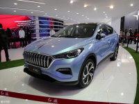 红旗E-HS3将于年底上市 紧凑级纯电SUV