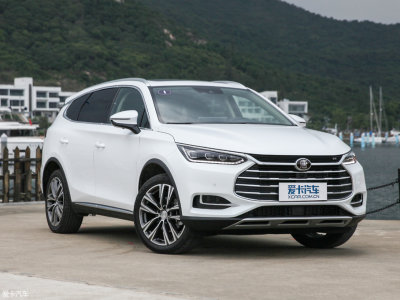 最好的时代来临 推荐四款中国品牌SUV