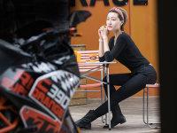 《X-摩托日志》 大橙子和她的KTM RC390