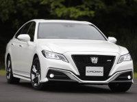 丰田全新一代皇冠实车图 将6月26日发布