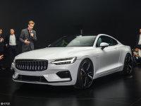 Polestar新车计划 将推纯电动轿车及SUV