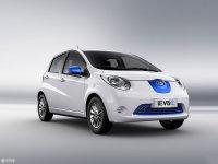 江淮iEV6E两款新车型上市 售12.55万起
