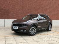 领克01两款新车型上市 售17.18-18.28万