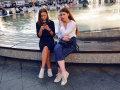 莫斯科深度体验游(1) 长腿美女在这里!