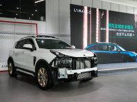 汽车安全中国行 领克安全体验在津举行