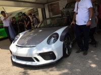 911 Speedster概念车 古德伍德正式亮相