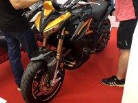 CF400NK劲敌 光阳K Rider400或近期上市