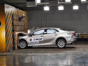 2018年度第二批C-NCAP评价结果