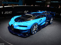 全新跑车布加迪Divo将8月24日全球首发