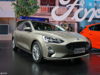 福特新福克斯或10月上市 成都车展预售