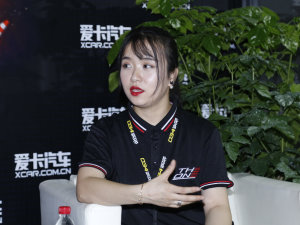 专访上海己泰汽车销售经理程琳